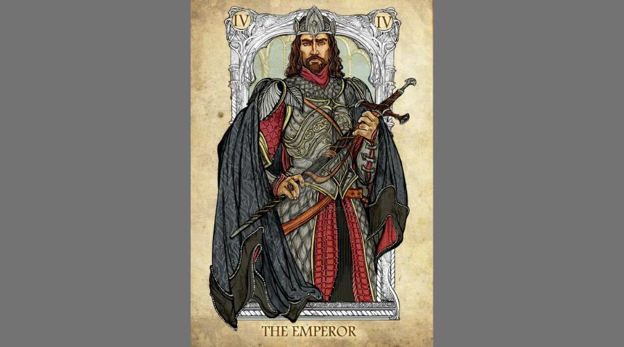 Значение карты Таро Император